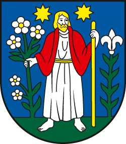 erb obce Abrahám