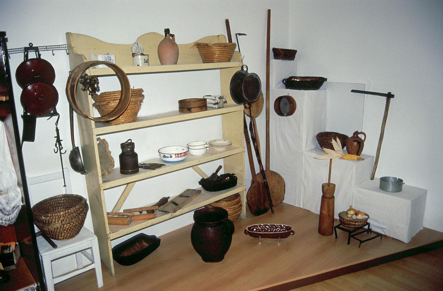 Múzeum v obci Abrahám