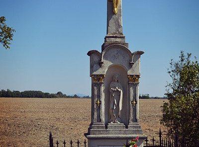 kríž v Abraháme