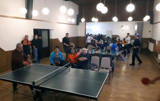 Abrahám cup 2017 - turnaj v stolnom tenise