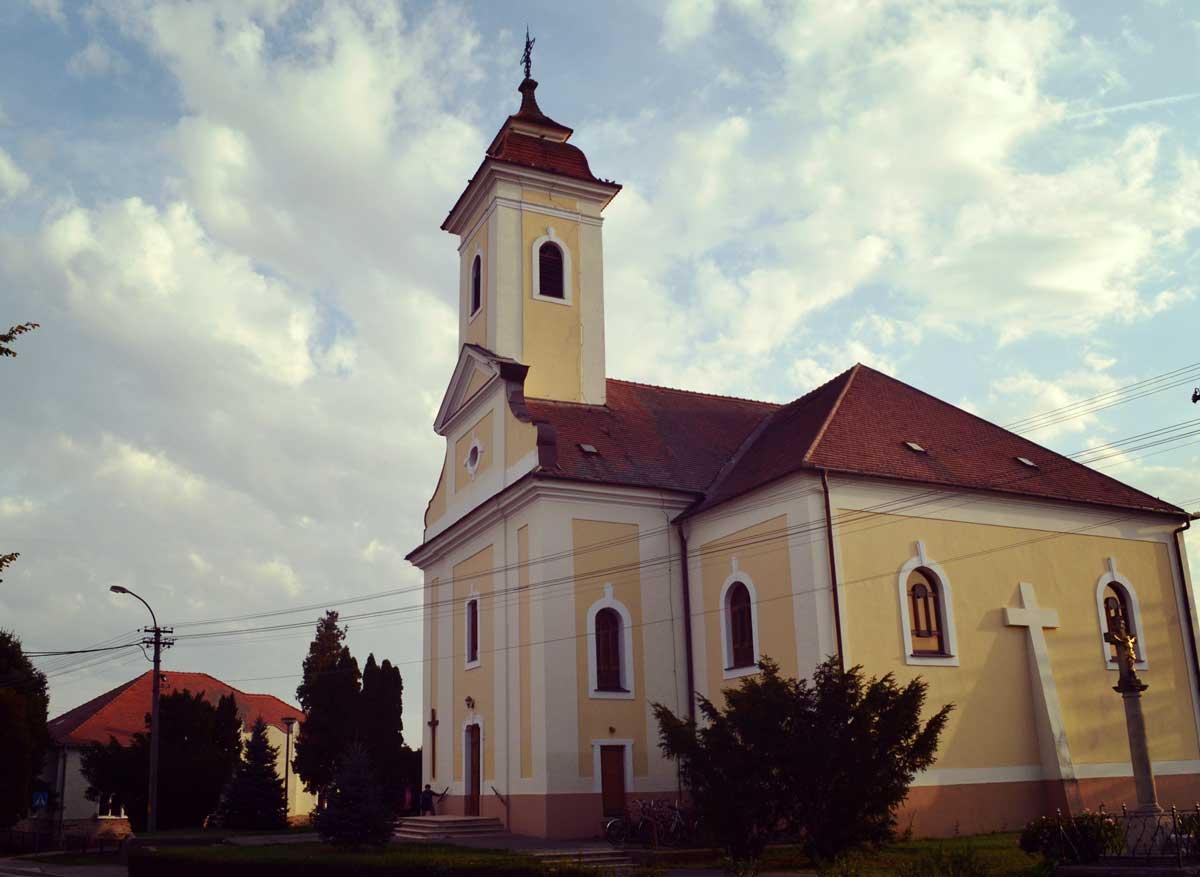 kostol v Abraháme