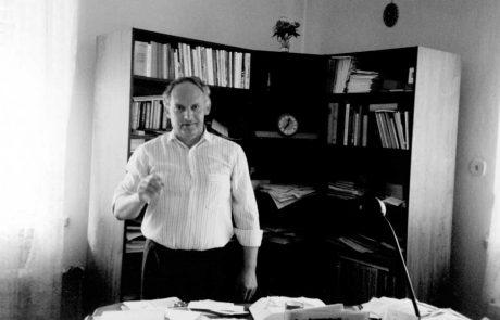 Juraj Čermák, správca fary v rokoch 1993-2003