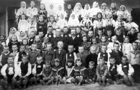 školský rok 1910-1911