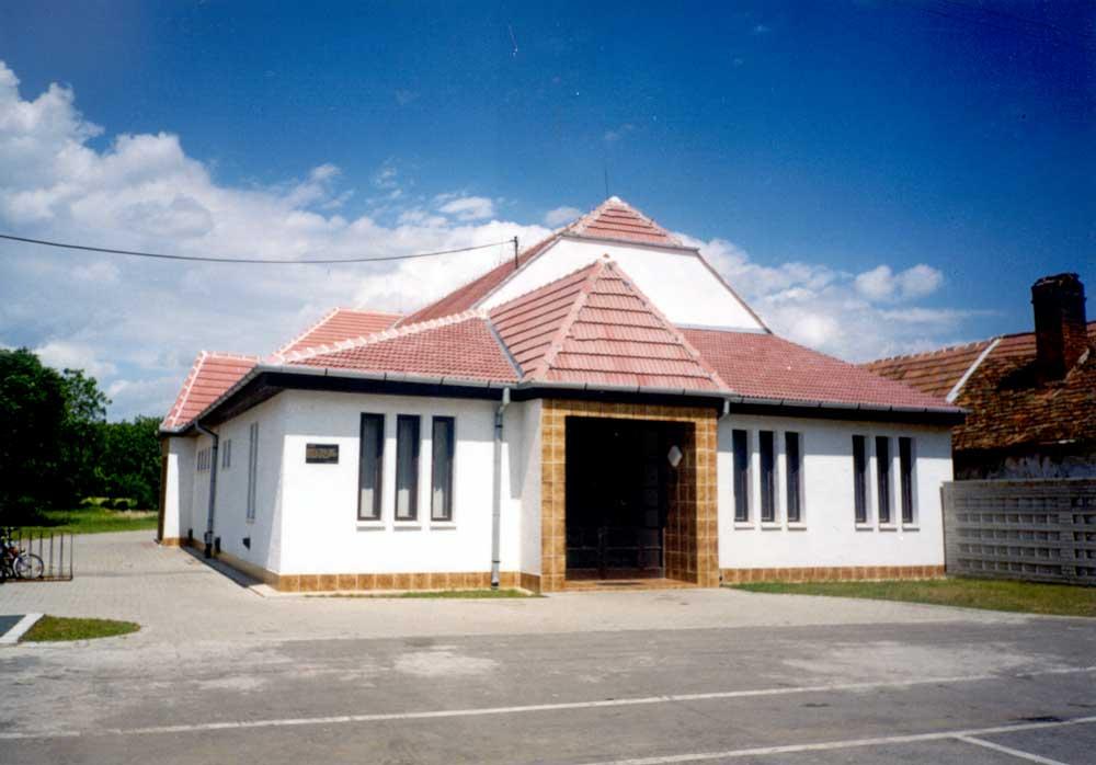 Kultúrny dom Abrahám - nedávna minulosťKultúrny dom Abrahám - nedávna minulosť