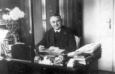 Michal Tarek - správca fary v rokoch 1929-1941