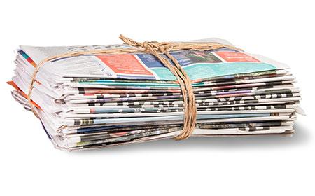 Papierový odpad