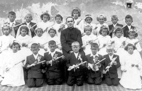 Prvé sväté prijímanie 1953