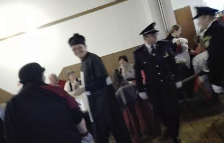 Fašiangová sobota 2018