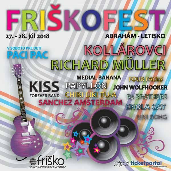 Friškofest 2018