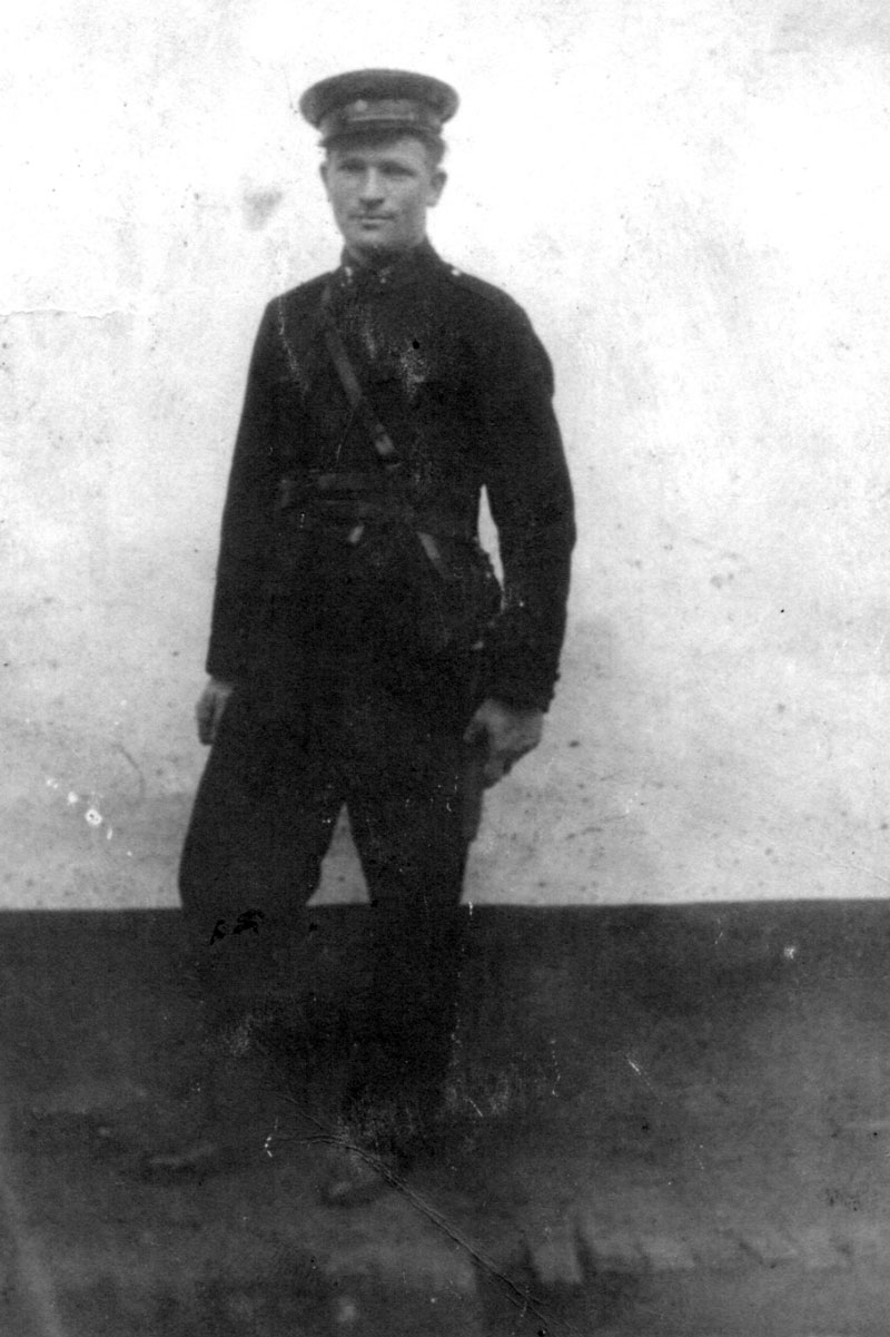 Člen hasičského zboru 1936, Augustín Neštrák, Abrahám