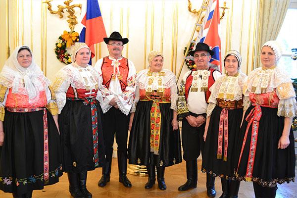 Folklórny súbor Jatelinka