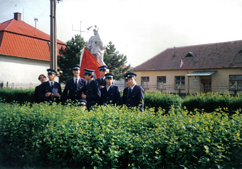 Zakladajúci členovia DHZ 1997