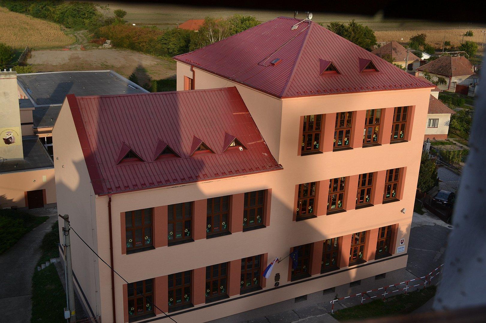 základná škola M.Tareka Abrahám