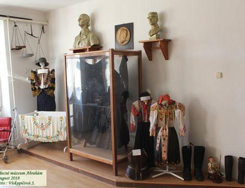Múzeum Obec Abrahám – fotogaléria