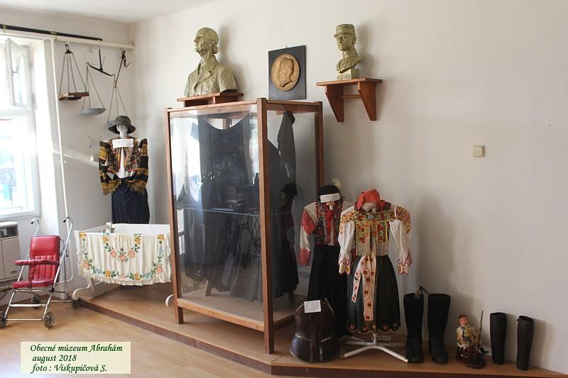 Múzeum obec Abrahám