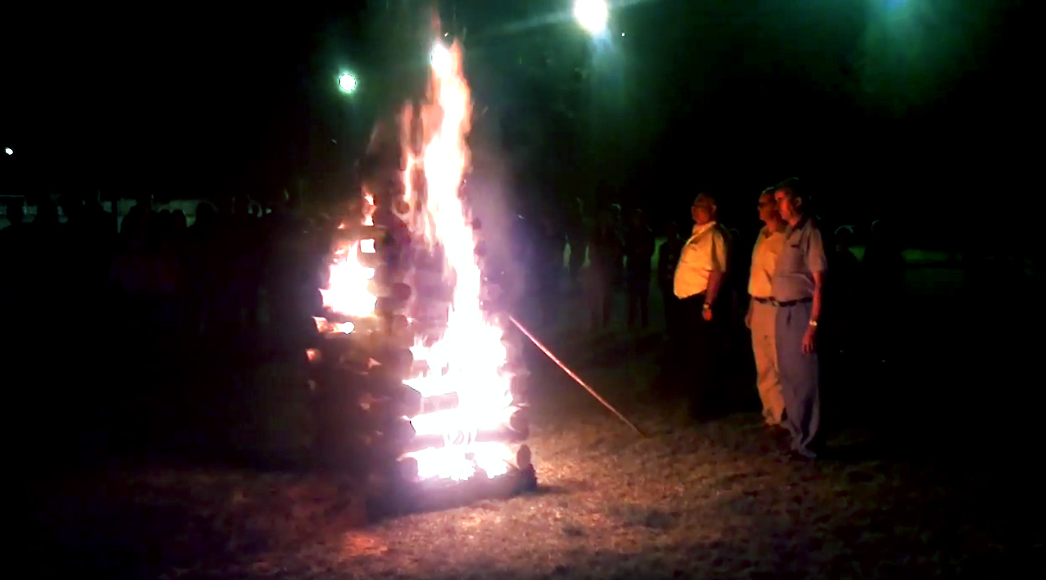 Vatra Ústavy Abrahám