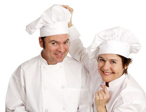 Kuchárka, pomocná kuchárka – voľné pracovné pozície