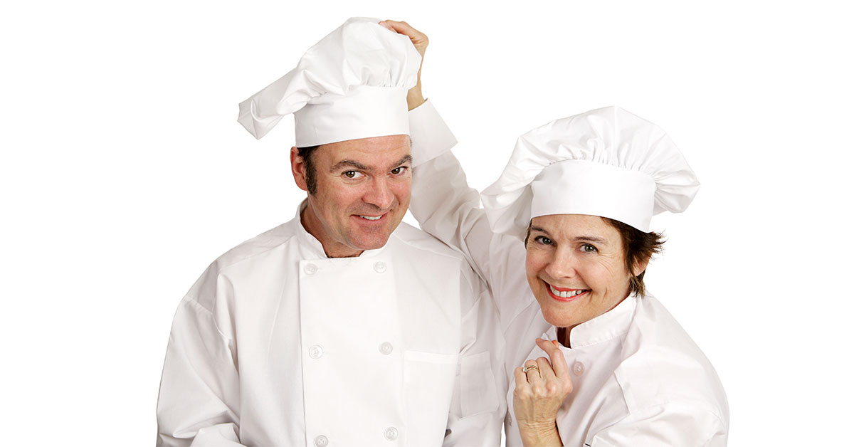 volné miesto kuchárky