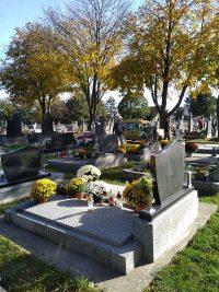 Brigáda na cintoríne
