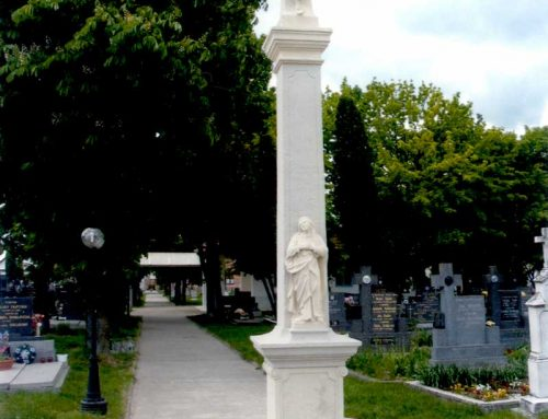 Cintorín – otváracie hodiny