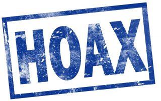 Hoax - šírenie podvodných správ