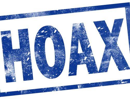 HOAX – šírenie podvodných správ