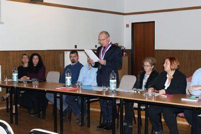 Ustanovujúce zastupiteľstvo 2018 - príhovor starostu