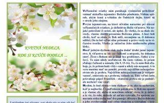 Abrahámske noviny marec 2019