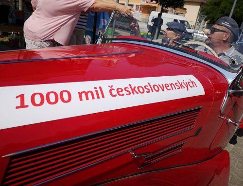 1000 mil československých – súťaž veteránov 2019 – fotogaléria