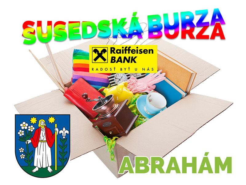 susedská burza Abrahám