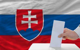 voľby do NR SR