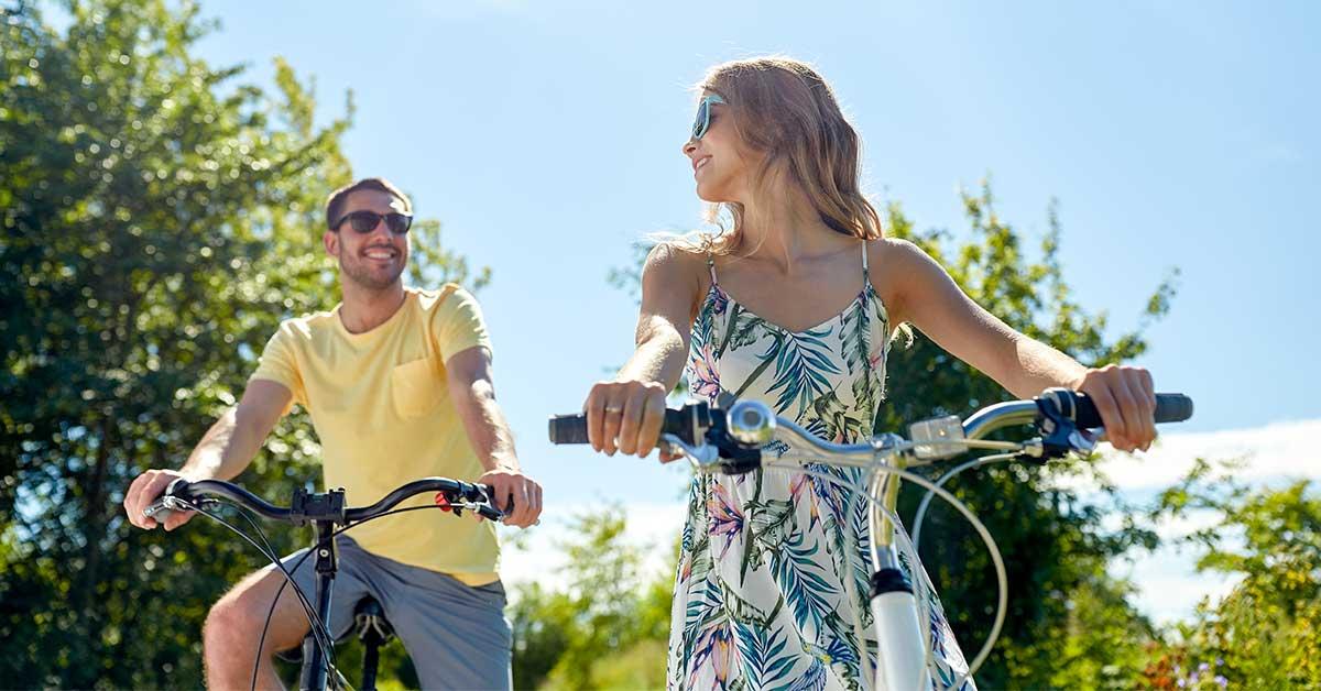 bicykle, cyklopodujatie